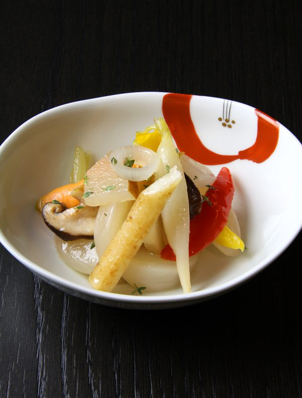 Pickled Vegetables ¥800