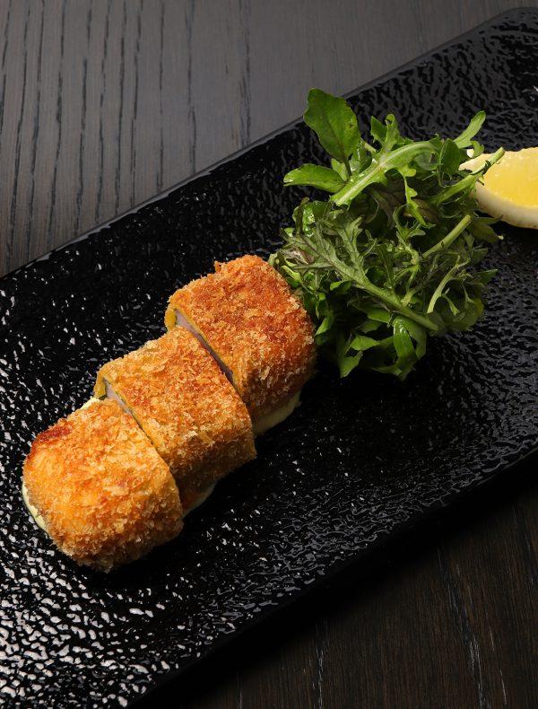 Classic Style 'Kamakura' Ham Cutlet.