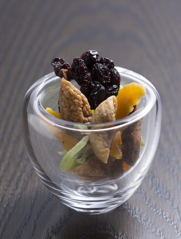 Dried Fruits ¥1,000