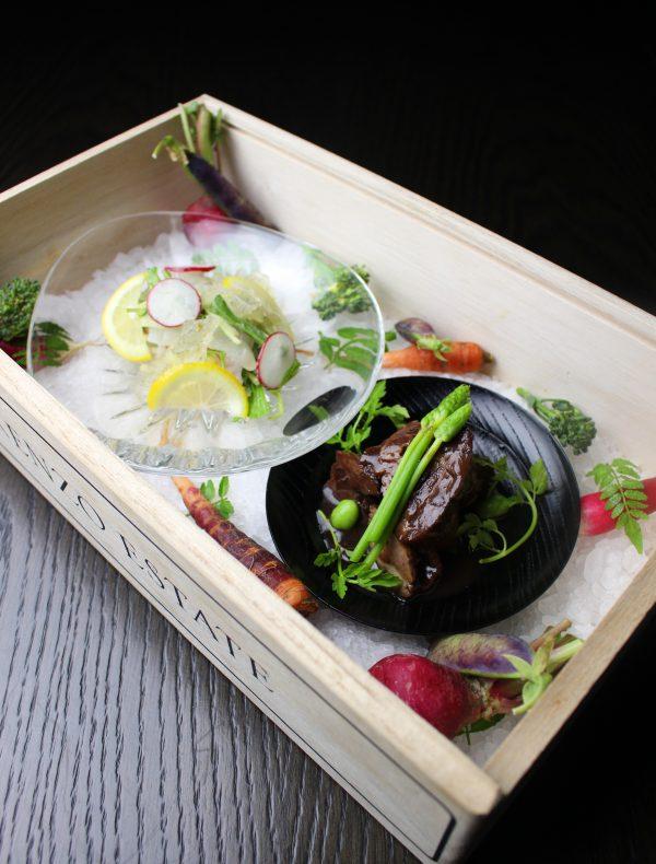 木箱前菜 ¥2800