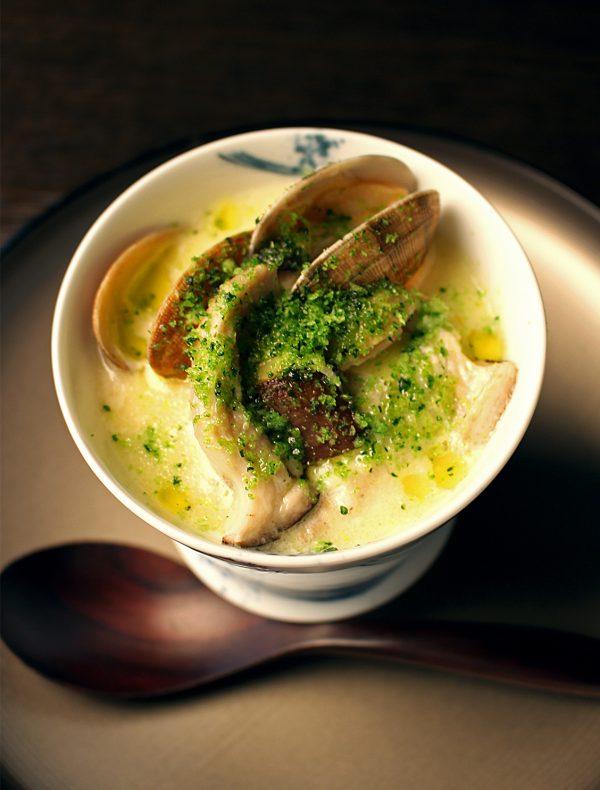 国産鰻と三重県産アサリのズッパクレマ ¥1,800