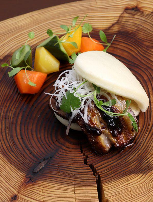 豚角煮バーガー ¥850