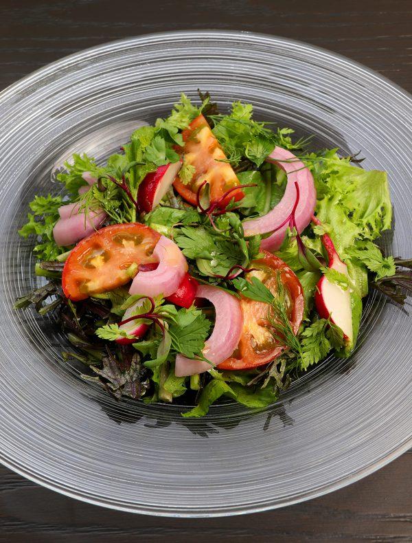 久松農園野菜 シンプルサラダ ¥1,500