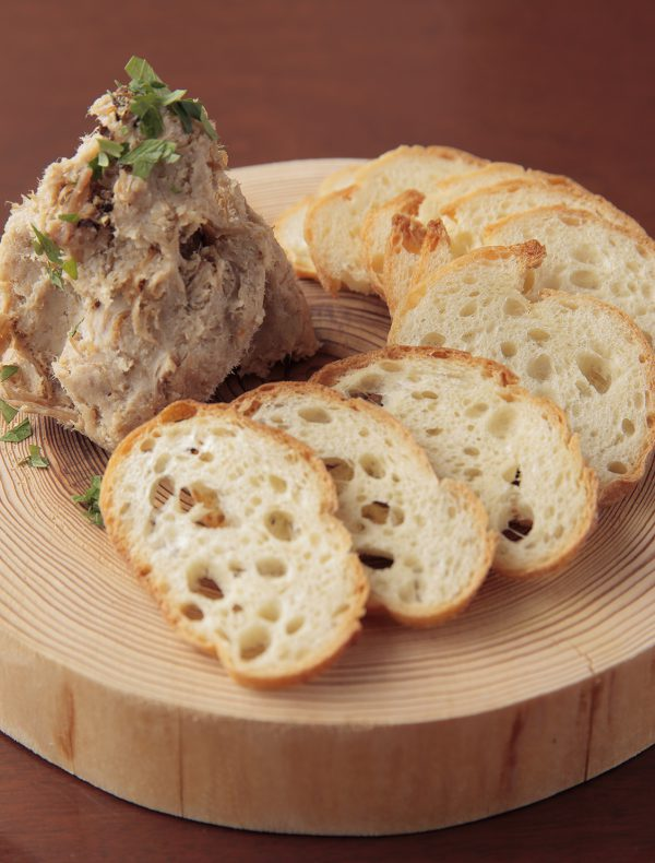 Rillettes of Duck & Pork  ¥1,000