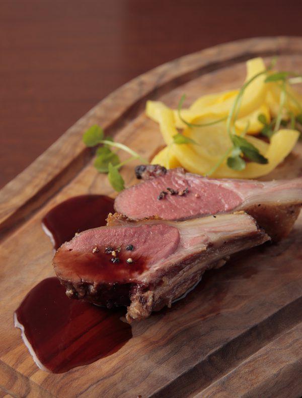 Roasted Australian Lamb ¥2,900