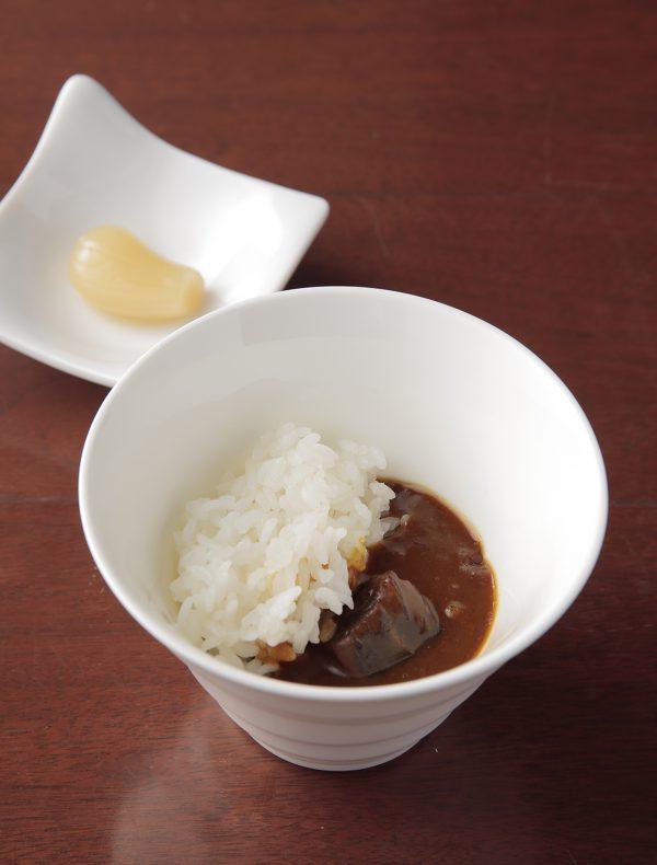 KENZOカレー(ハーフ) ¥600