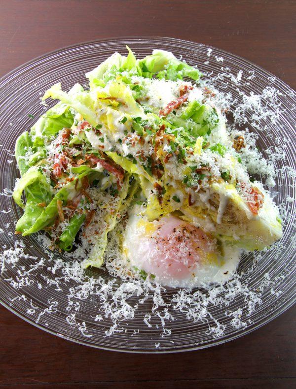 長谷川農園ブラウンマッシュルームサラダ ¥1,500
