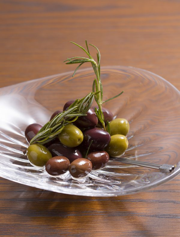 Marinated Olives flavored with Rosemary ¥650