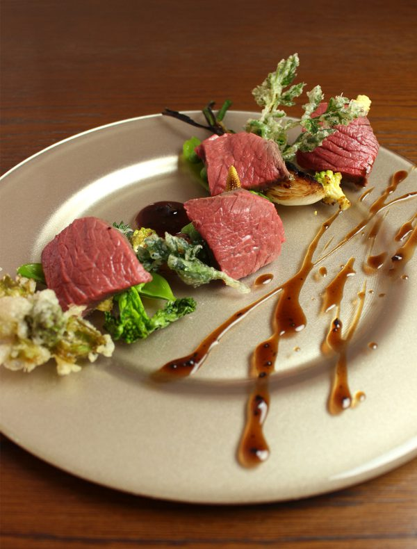 Roasted Beef Fillet ¥4,950