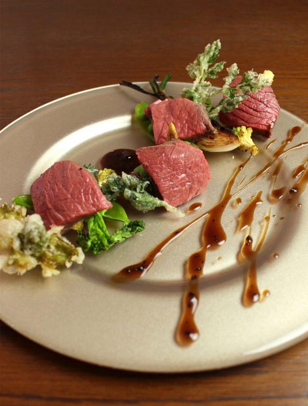 黒毛和牛フィレ肉(150g) ¥6,750