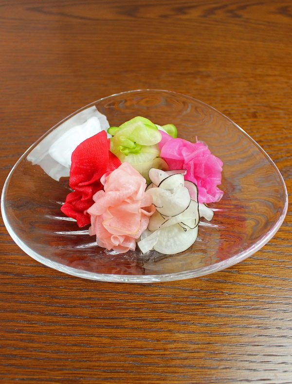 地野菜のピクルス ¥900