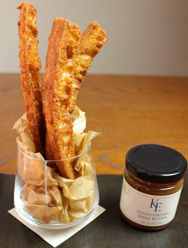 Pan-Fried Fresh Scallops ¥2,700