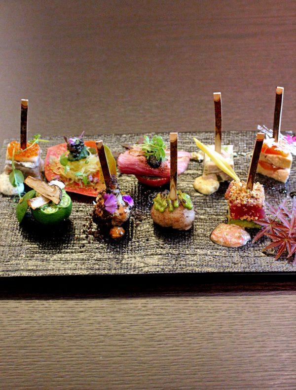 9周年特別前菜盛り合わせ ¥2,500