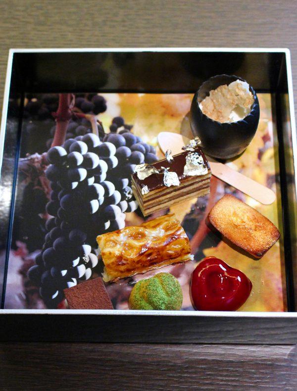 Anniversary  Dessert Box(デザート盛り合わせ) ¥1,500