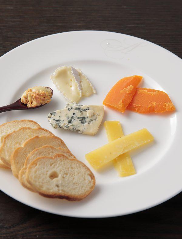チーズプレート ¥2,500