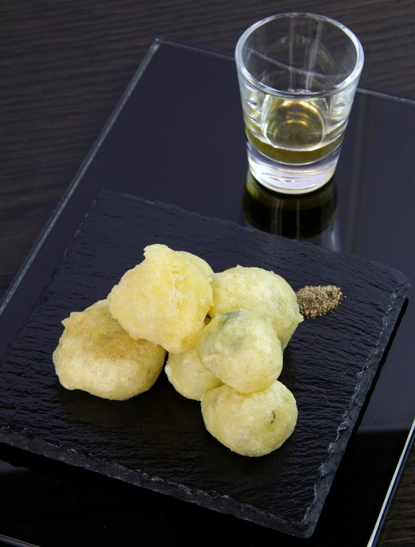 Roquefort Cheese Fritters ¥1,400