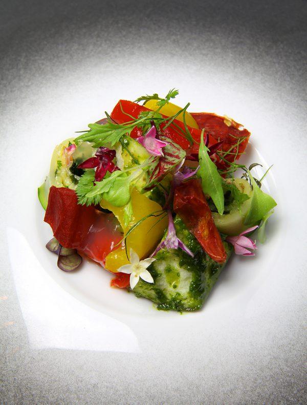 夏野菜のサラダ  'ラタトゥイユ' ¥2,200