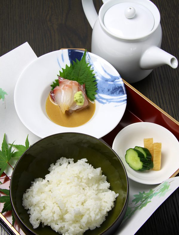 鯛茶漬け ¥2,200