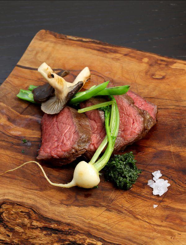 Roasted Kumamoto Pref. 'Ekome' Beef Aitchbone ¥3,500