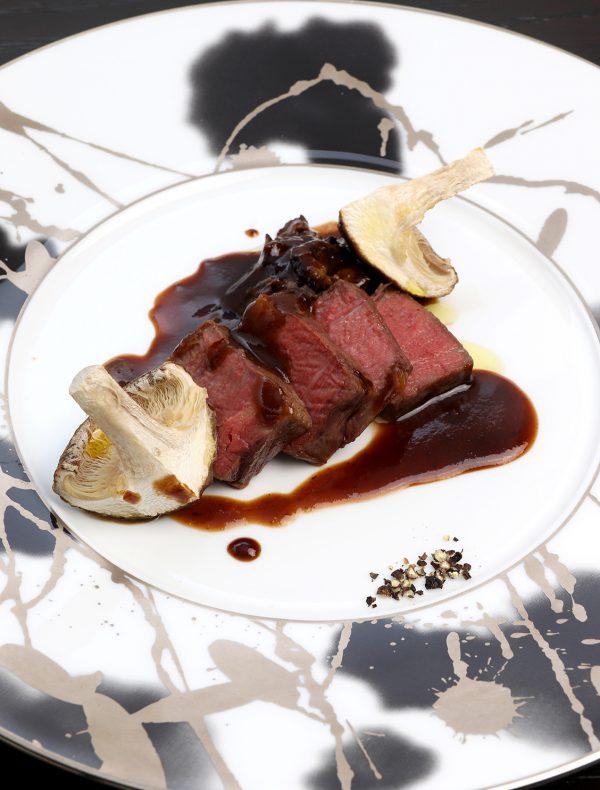 Roasted Shorthorn Beef Filet (180g) ¥4,500
