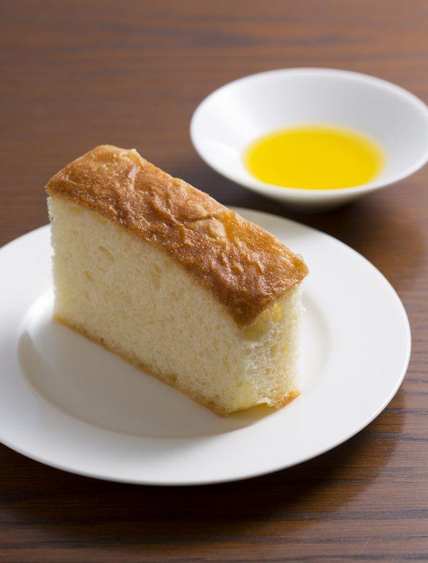 Homemade Focaccia or Hard bread ¥200