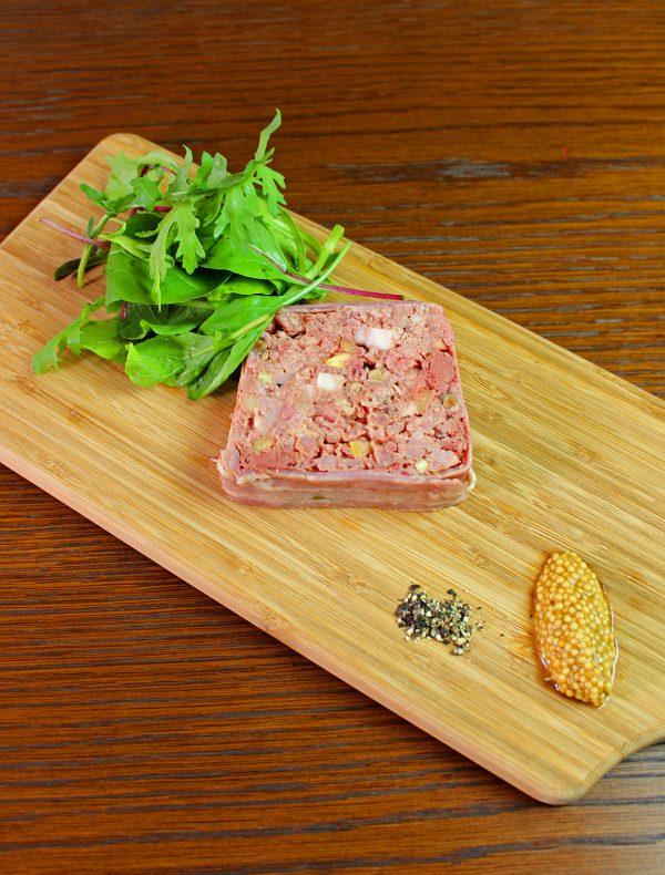 Foie Gras and Duck Terrine ¥2,050