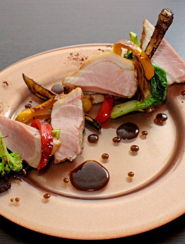 Grilled Pork ¥3,200