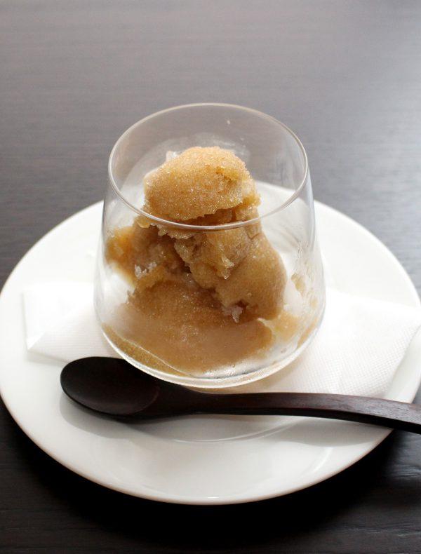 Apple Butter Gelato ¥750